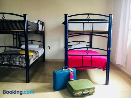 Andaina Hostel - Oaxaca - Bedroom