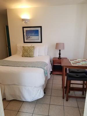 愛國者精品酒店 - 聖克里門提 - 聖克萊門特 - 臥室