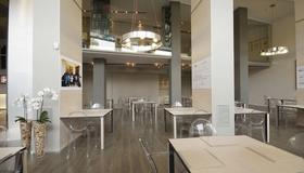 Art Hotel Olympic - Turim - Restaurante