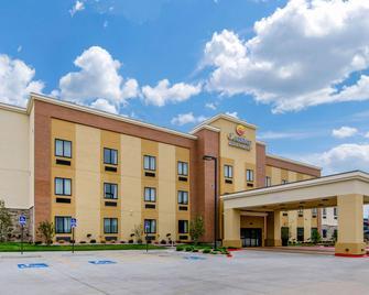Comfort Inn & Suites Shawnee - Kansas City - Shawnee - Gebäude