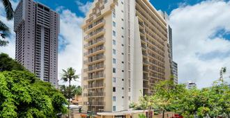 Ohia Waikiki Studio Suites - Honolulu - Building