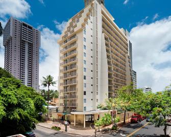 Ohia Waikiki Studio Suites - Honolulu - Gebäude