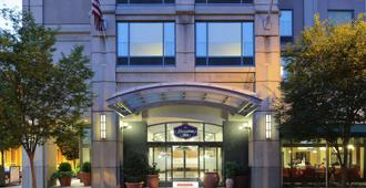 Hampton Inn Philadelphia-Center City-Convention Ctr - Philadelphia - Building