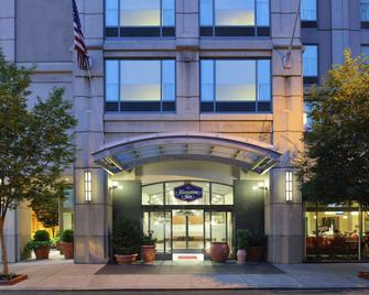 Hampton Inn Philadelphia-Center City-Convention Ctr - Filadelfie - Building