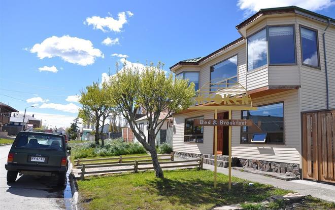 Keoken Patagonia - Puerto Natales - Building