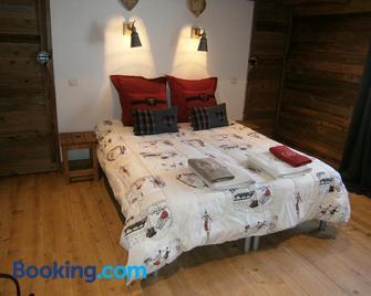 Chambres d'hôtes de charme Douglas - Samoëns - Bedroom