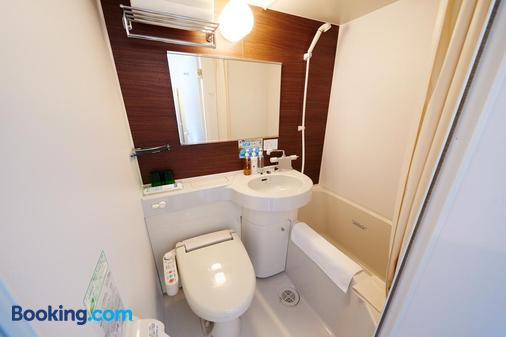 Super Hotel Akihabara Suehirocho - Tokyo - Bathroom