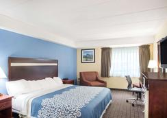 Days Inn by Wyndham New Haven - New Haven - Bedroom