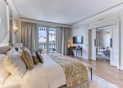 Hôtel de Paris Monte-Carlo - Monaco - Slaapkamer