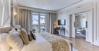 Hôtel de Paris Monte-Carlo - Monaco - Chambre