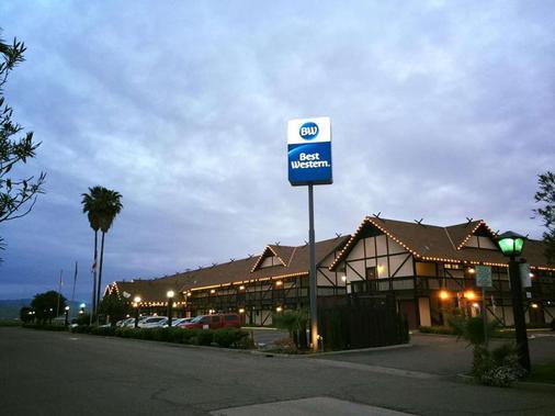 Best Western Andersen's Inn - Santa Nella - Gebäude