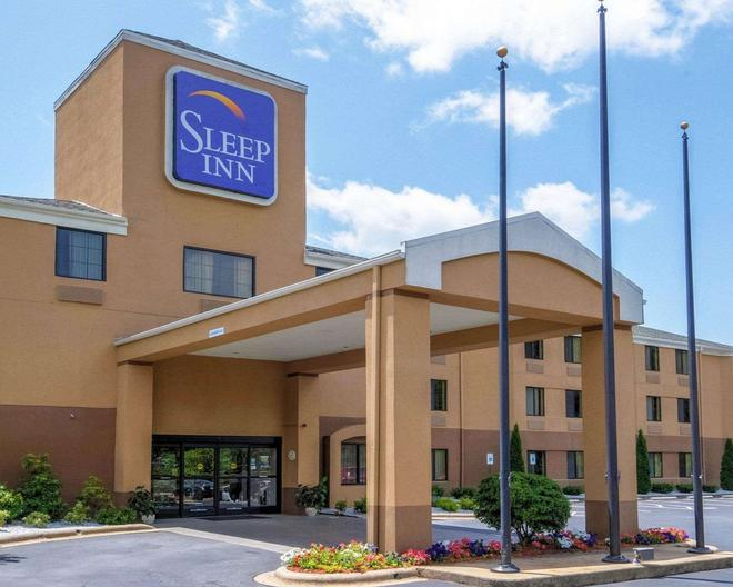 Sleep Inn Asheville - Biltmore West - Asheville - Κτίριο