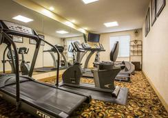 Sleep Inn Asheville - Biltmore West - Asheville - Gym