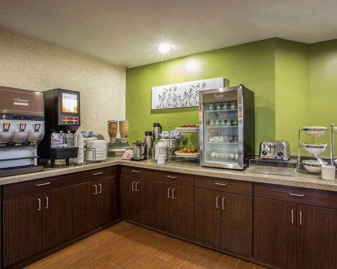 Sleep Inn Asheville - Biltmore West - Asheville - Buffet