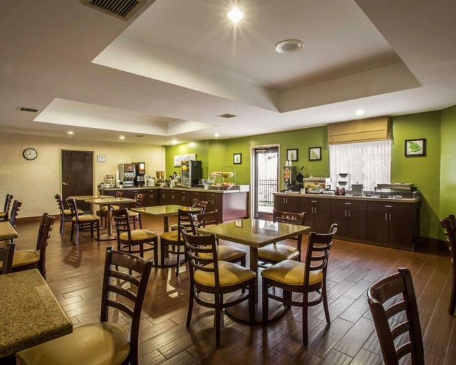 Sleep Inn Asheville - Biltmore West - Asheville - Εστιατόριο