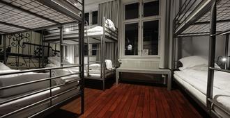 城市旅館 - 哥本哈根 - 臥室