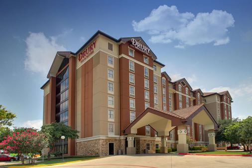 Drury Inn & Suites San Antonio Northwest Medical Center - San Antonio - Rakennus