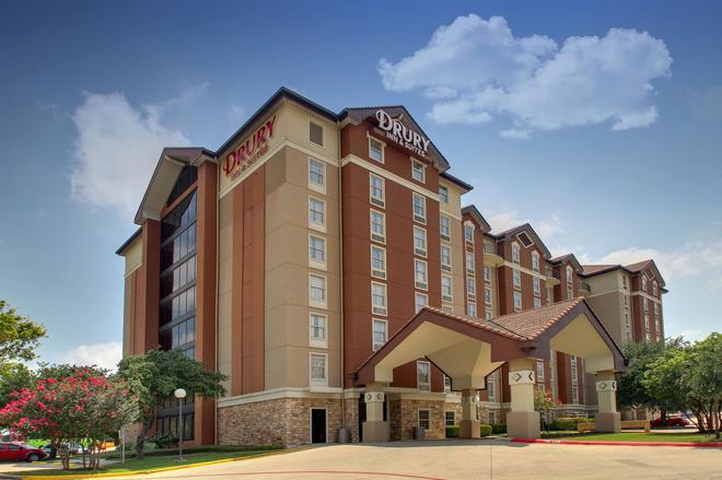 聖安東尼奧西北醫學中心德魯里套房酒店 - 聖安東尼奥 - 聖安東尼奧 - 建築