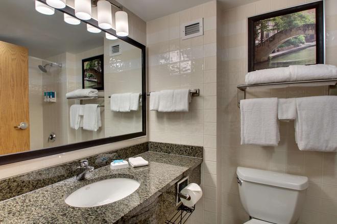 聖安東尼奧西北醫學中心德魯里套房酒店 - 聖安東尼奥 - 聖安東尼奧 - 浴室