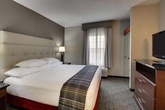 聖安東尼奧西北醫學中心德魯里套房酒店 - 聖安東尼奥 - 聖安東尼奧 - 臥室