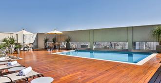 San Marino Suite Hotel - Goiânia - Piscina