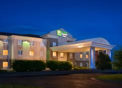 Holiday Inn Express & Suites Lawrence - Lawrence - Building