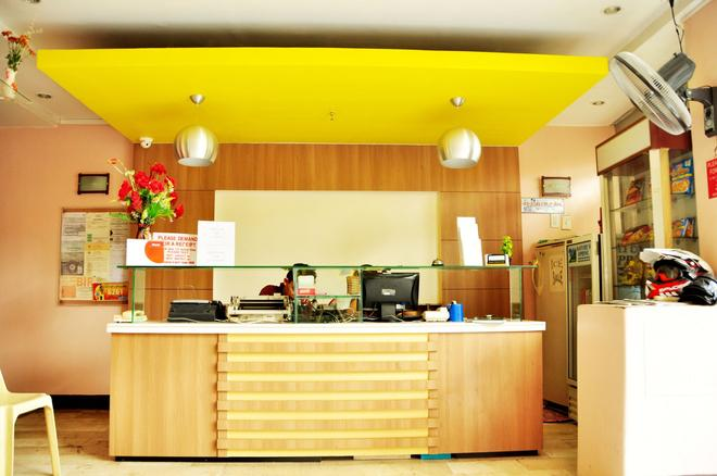 GV Hotels Lapu-lapu City - Lapu-Lapu City - Front desk