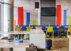 ibis budget Courbevoie Paris la Defense 1 - Courbevoie - Restaurante