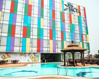 Talatona Convention Hotel - Luanda - Rakennus