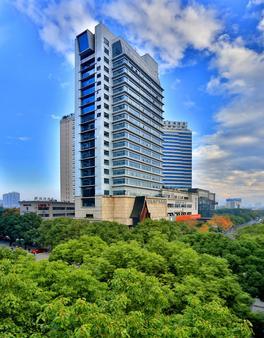 Yiwu Bali Plaza Hotel - Nghĩa Ô - Toà nhà