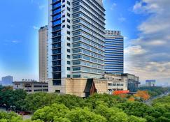 Yiwu Bali Plaza Hotel - Yiwu - Building