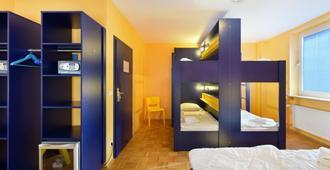 Bed'nBudget City - Hostel - Hannover - Schlafzimmer
