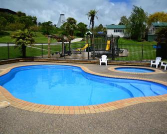 Waitomo Top 10 Holiday Park - Waitomo - Pool