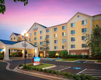 Fairfield Inn & Suites by Marriott Chicago Midway Airport - Bedford Park - Gebäude
