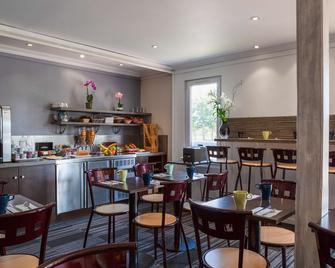P'Tit Dej-Hotel Bordeaux Lac - Лормон - Ресторан