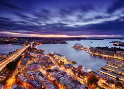 Shangri-La Sydney - Сідней - Вигляд зовні