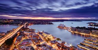Shangri-La Sydney - סידני - נוף חיצוני