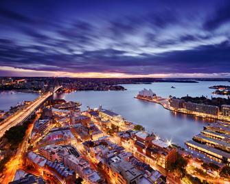 悉尼香格里拉大酒店 - 悉尼 - 室外景