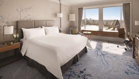 Shangri-La Hotel Sydney - Sydney - Bedroom