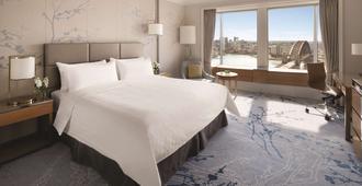 Shangri-La Hotel, Sydney - Σίδνεϊ - Κρεβατοκάμαρα