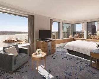 Shangri-La Sydney - Sydney - Bedroom