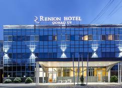 Renion Hotel Almaty - Almaty - Gebouw