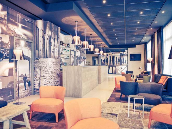 聖馬洛巴爾莫拉美居酒店 (2016 年 3 月開幕) - 聖馬洛 - 聖馬洛 - 酒吧