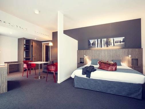 Mercure Saint Malo Balmoral - Saint-Malo - Bedroom