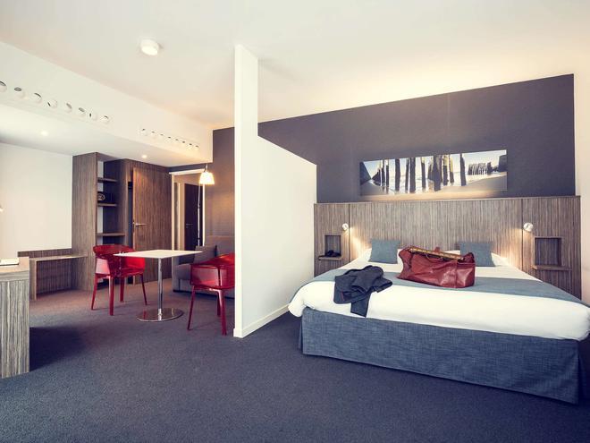 聖馬洛巴爾莫拉美居酒店 (2016 年 3 月開幕) - 聖馬洛 - 聖馬洛 - 臥室