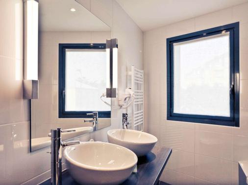 Mercure Saint Malo Balmoral - Saint-Malo - Bathroom