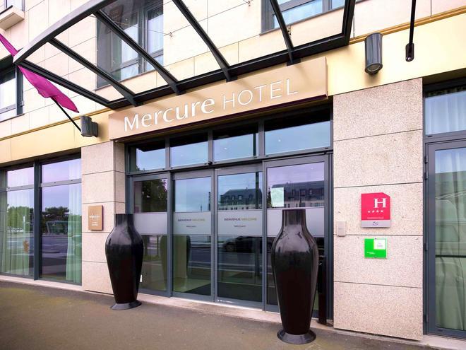 聖馬洛巴爾莫拉美居酒店 (2016 年 3 月開幕) - 聖馬洛 - 聖馬洛 - 建築