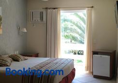馬貝拉旅館 - Buzios (布基亞斯濱海碼頭) - 布希奧斯 - 臥室