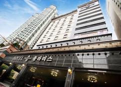 Polaris Hotel - Bucheon - Edificio