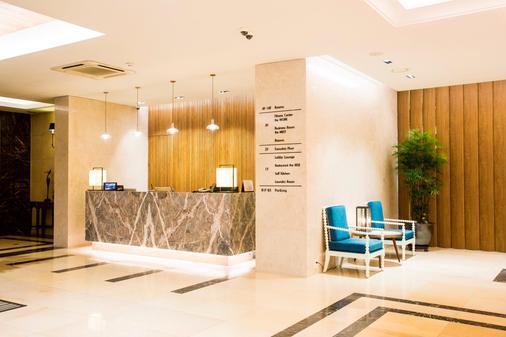 Polaris Hotel - Bucheon - Front desk